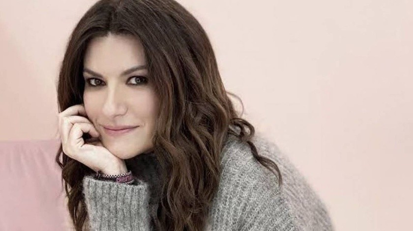 Laura Pausini pide a familias tomar cuarentena.(Tomada de la red)