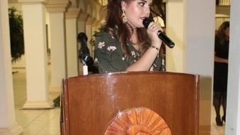 Presidenta Municipal de Moctezuma Adriana Sepulveda Rodríguez
