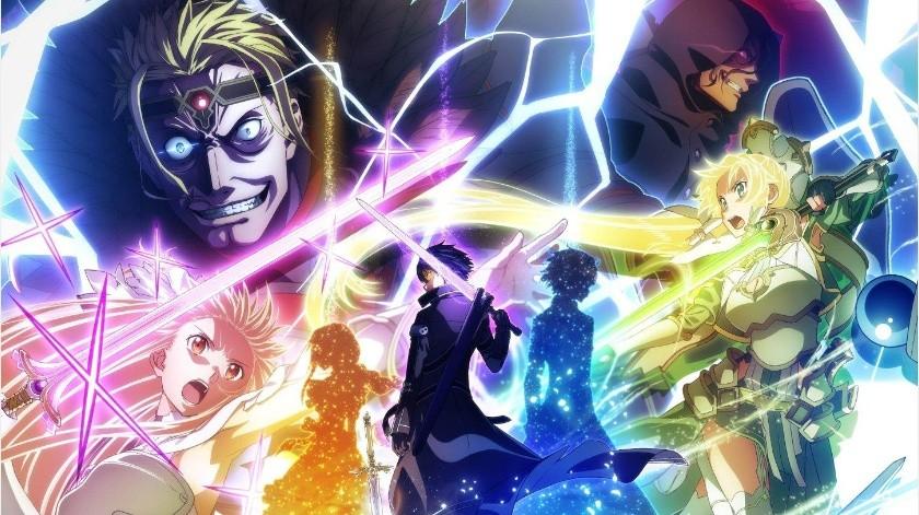 Nuevo tráiler de Sword Art Online: Alicization – War of Underworld