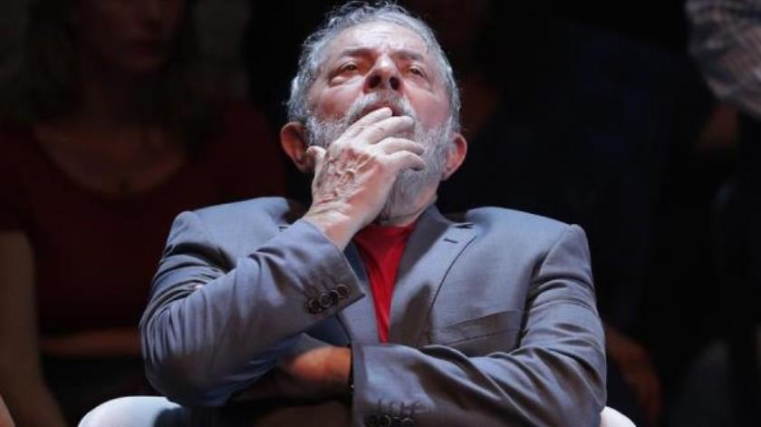 El expresidente Luiz Inácio Lula da Silva(EFE)