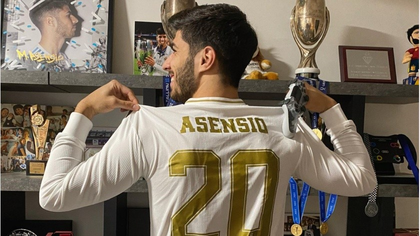 """Marco Asensio se proclama campeón de torneo virtual """"LaLiga Santander Challenge""""(Twitter @marcoasensio10)"""
