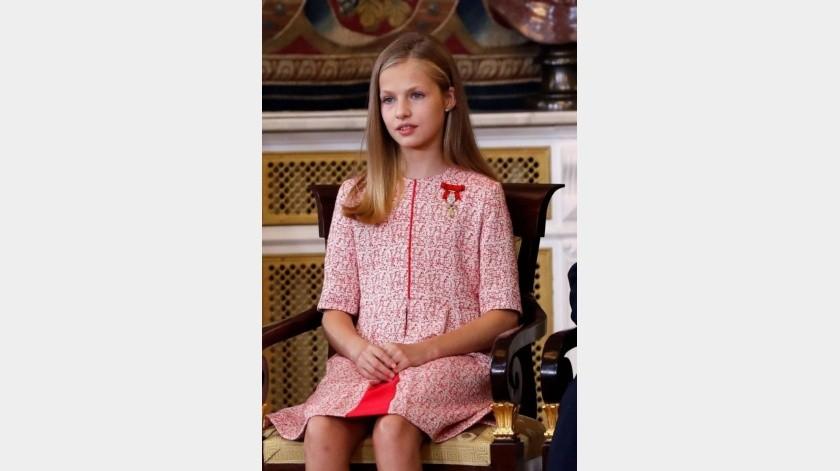 Rey emérito, ¿pone en riesgo el futuro de la princesa Leonor?