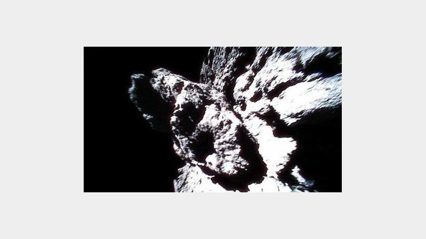 Bombardean el asteroide Ryugu para conocer su edad