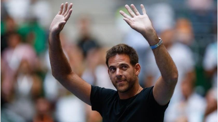 Del Potro aspira regresar al tenis pronto(EFE)