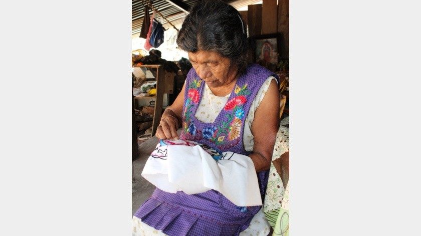 Mujer Chatina, Oaxaca(Pixabay / Ilustrativa)
