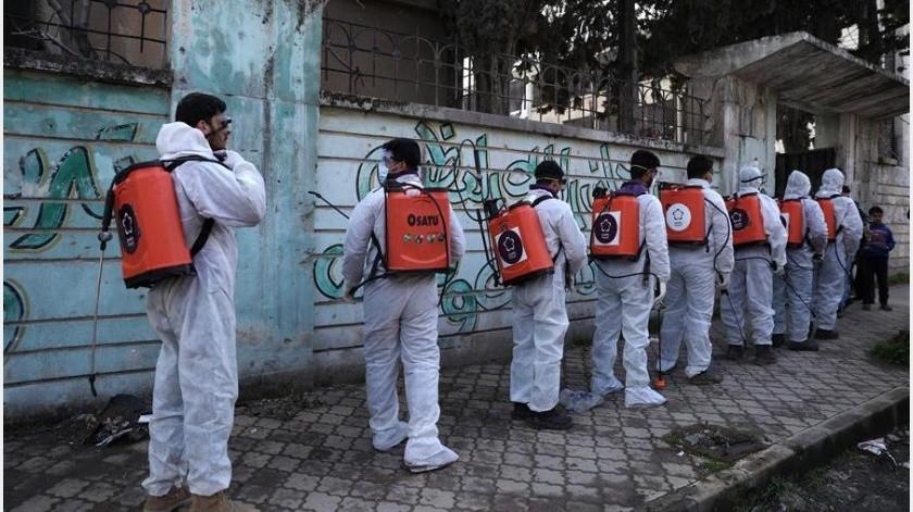 Siria se prepara ante coronavirus(EFE)