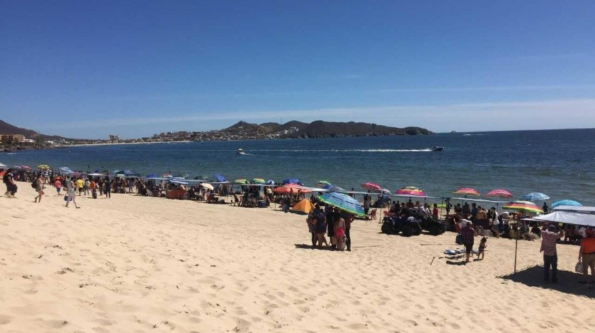Enfrenta difícil reto el turismo en Sonora.(Yesicka Ojeda)