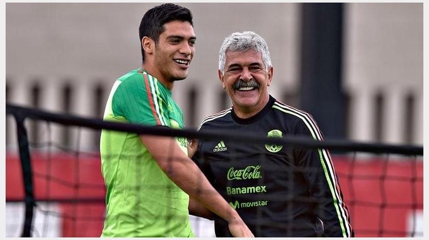 """Tuca acuñó el término """"partido molero"""" para los amistosos de la selección mexicana contra rivales mal rankeados  ante FIFA.(GH)"""