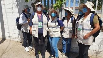 Encuestadores del INEGI solicitan que se posponga sondeo a la población
