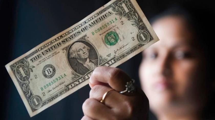 La semana pasada, la moneda mexicana se depreció un 10,33 % frente a la estadounidense y marcó tres mínimos históricos.(EFE)
