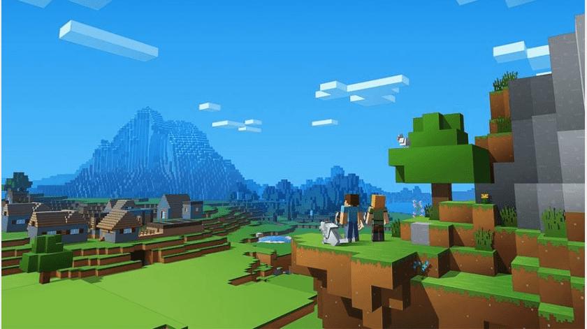 Minecraft(Twitter)