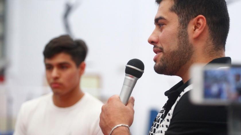 Deportistas ensenadenses en cuarentena por viaje a Asia(Cortesia)