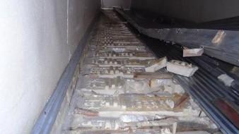Aseguran cargamento de metanfetaminas en Aduana de EU