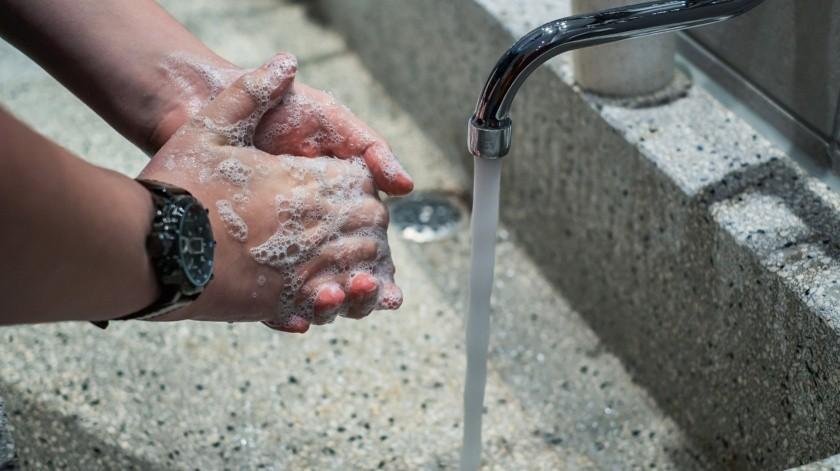 Ahora es importante saber si hay diferencia en usar jabón de barra o jabón líquido.(Pixabay.)
