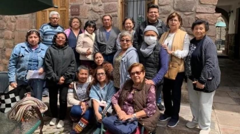 """Yucatecos """"atrapados"""" en Perú regresan a México(Especial)"""