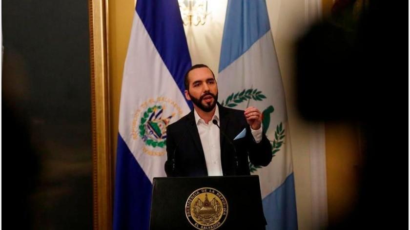 Con estos dos nuevos positivos, El Salvador suma cinco los casos confirmados de coronavirus.(EFE)