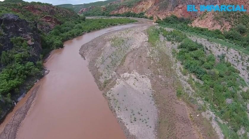 Río Sonora(Archivo GH)