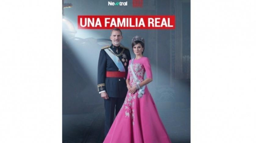 """En época de coronavirus llega el documental """"Una familia real"""""""