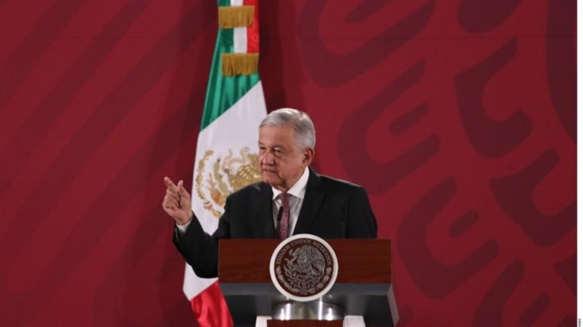 Durante su conferencia matutina del lunes se dieron a conocer los datos sobre la consulta realizada en Mexicali.(Archivo)