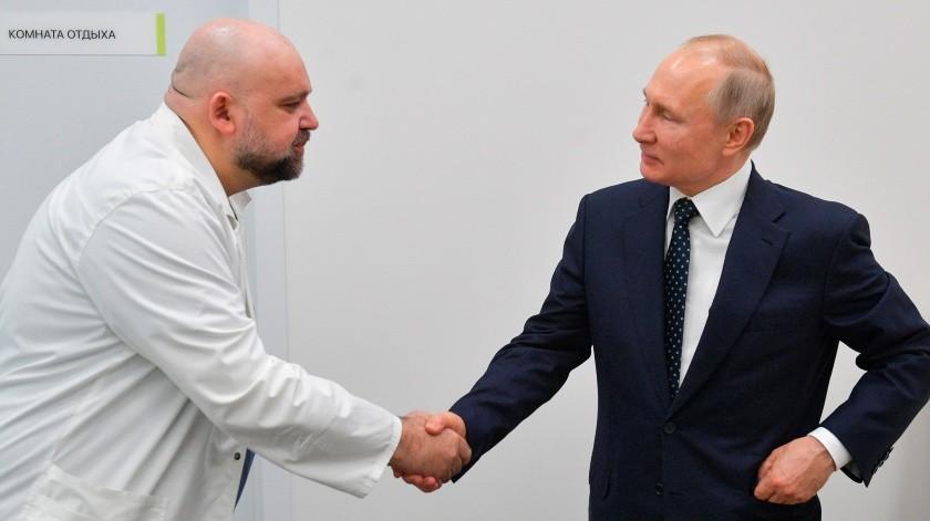 Vladimir Putin(EFE, EPA/SPUTNIK POOL)