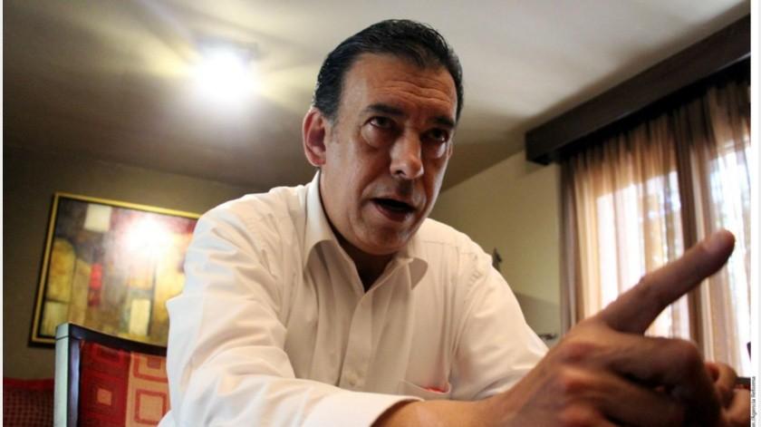 Sufre infarto Humberto Moreira, ex gobernador de Coahuila(GH)