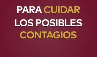 Es muy importante tomar las medidas de salud para prevenir el contagio del #Coronavirus. Recuerda seguir las recomendaciones: Quédate en casa en esta contingencia. #YoPorMiSalud