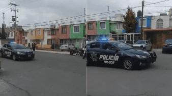 Con audio y patrulleos piden quedarse en casa en Edomex por Covid-19