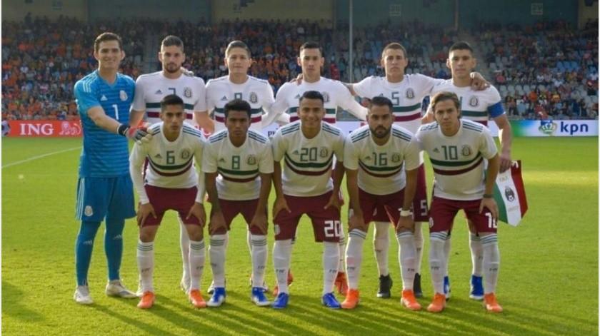 Tras suspensión de JO, estos futbolistas mexicanos ya no serían Sub-23.(Archivo Digital)