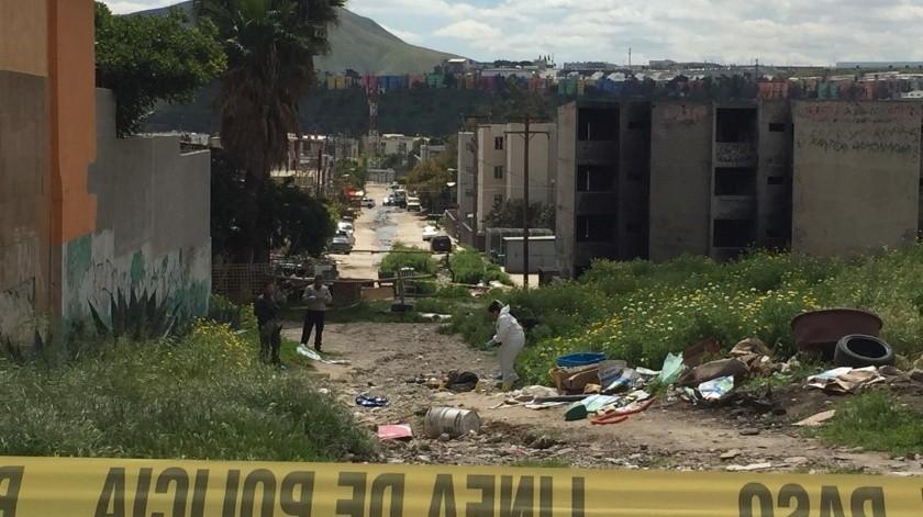 Un cuerpo fue encontrado en lacolonia Campestre Murua.(Margarito Martínez)