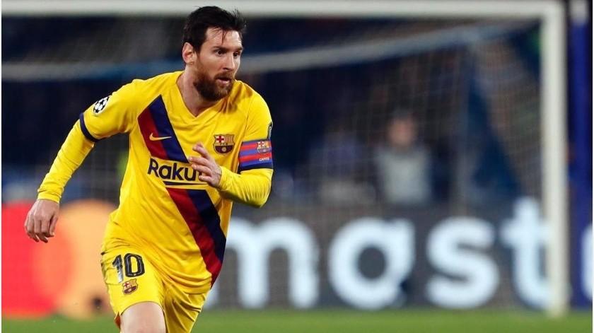 Lionel Messi dona un millón de euros en lucha contra coronavirus(Instagram @leomessi)
