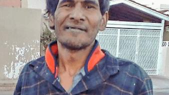 Buscan a Jorge, hombre en situación de calle