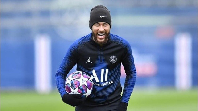 "Neymar se va de ""shopping"" en media pandemia de coronavirus(Instagram @neymarjr)"