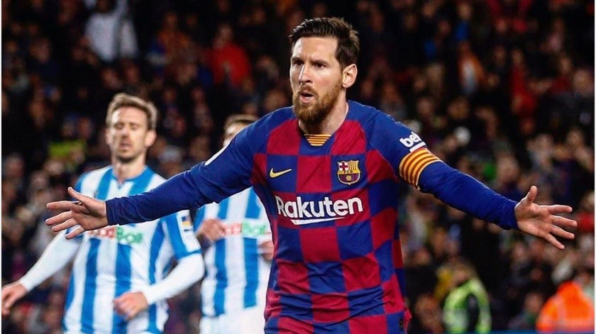 Jugadores de Liga de España sufrirían baja de sueldo si no se reanuda(Instagram @laliga)
