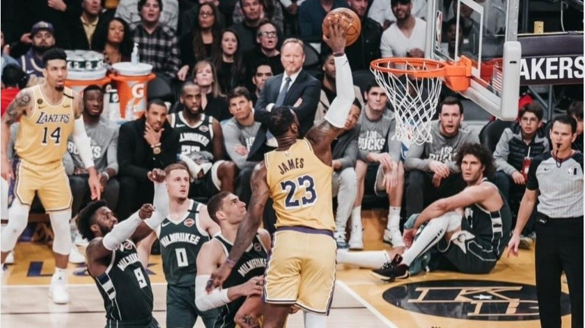Estrellas de la NBA ya estaban decididas a no ir a los JJ.OO. antes del aplazamiento(Instagram @kingjames)