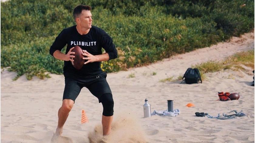 Tom Brady afirma adaptarse rapido con Bucaneros(Instagram @tombrady)