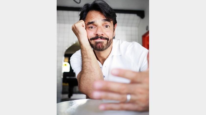 Eugenio se saca de la manga actividades para entretener a sus seguidores.(Instagram: ederbez)