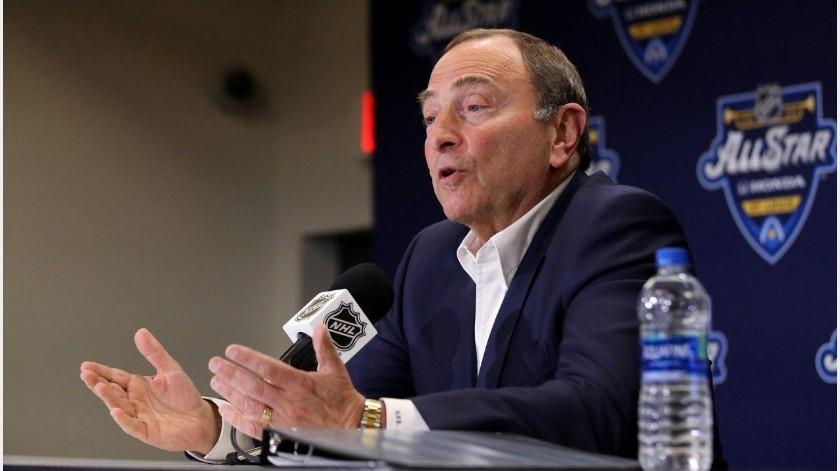 NHL alargará cuarentena a los jugadores(Twitter)