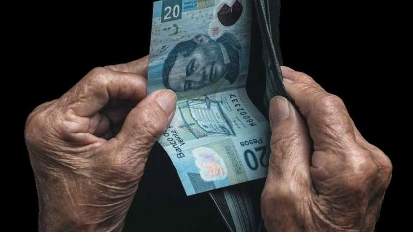 Entregarán pensión adelantada a adulto mayor(Agencia Reforma)