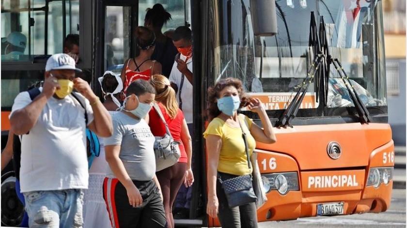 Necesidad y miedo: cuando viajar es inevitable en América Latina(EFE)