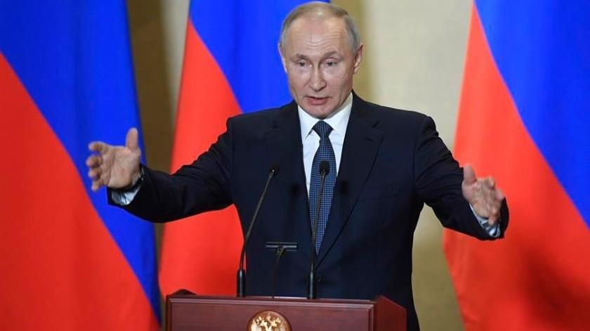 Prioriza Putin la salud de Rusia sobre su posible reelección(EFE)