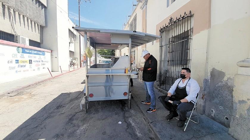 """""""El Muñeco"""" cierra hastaque pase la contingencia(Gamaliel González)"""