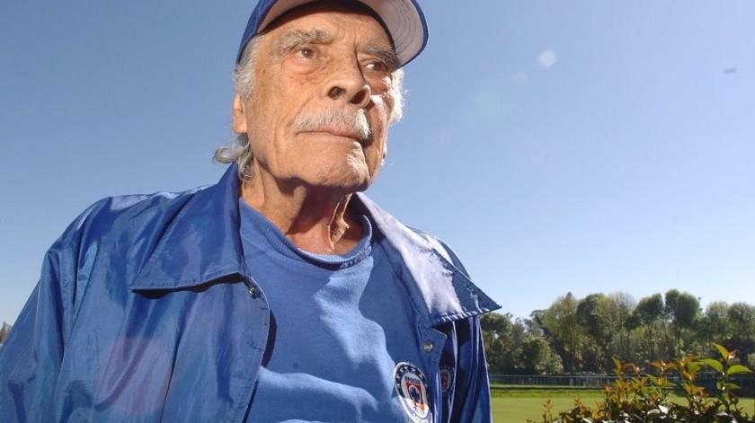 Cruz Azul envió mensaje tras fallecimiento de Don 'Nacho' Trelles.(Twitter)