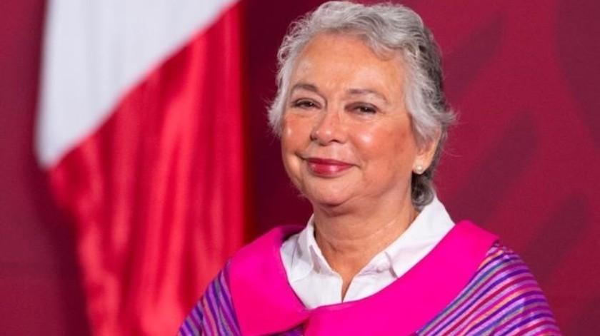 Olga Sánchez Cordero(Gobierno de México)