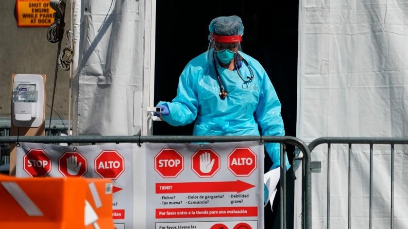 Nueva York supera los 30.000  casos de coronavirus.(EFE, EPA)