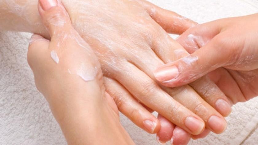 Descubre este exfoliante casero para manos resecas por el exceso de jabón(Tomada de la Red)