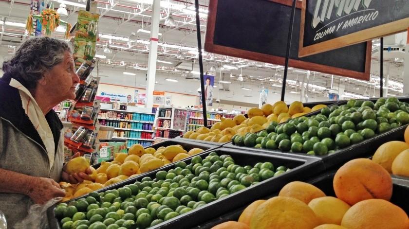 Mexicalenses exponen aumento de precios en supermercados durante el Covid-19(Archivo)