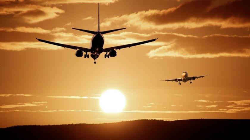 Caída en viajes aéreos por Covid-19 podría hacer que los pronósticos del tiempo sean menos precisos(Pixabay)