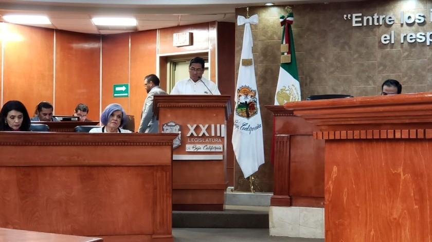 Decreta Congreso suspender pagos de renta por Covid-19(Rafael Torres)