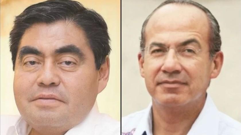 Calderón y Barbosa se señalan entre sí como vulnerables al Covid-19(Especial)