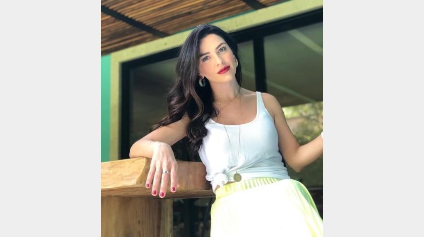 Lidia Ávila, integrante de OV7, le dedicó una emotiva canción a su hija.(Instagram: lidiaavila)